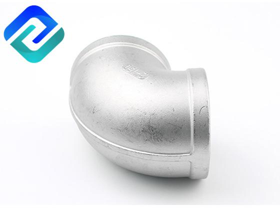 90°elbow valve pipe fittings